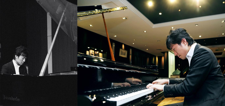 ピアニストのプロフィール写真