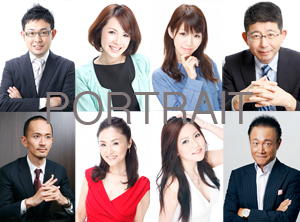 ビジネスポートレイト・ホームページ用プロフィール写真の出張撮影