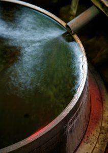 鬼怒川温泉の広告撮影