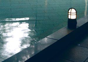 鬼怒川温泉の内風呂