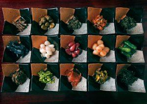 鬼怒川温泉の料理