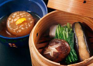鬼怒川温泉の夕食