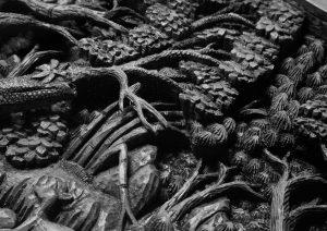 鬼怒川温泉の民芸品