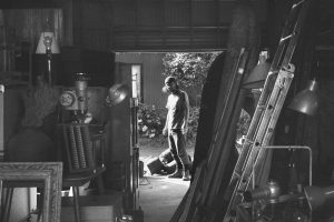 古道具屋の写真